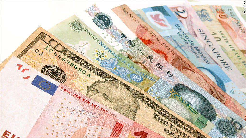 Macroeconomic Analyis of Global Currencies